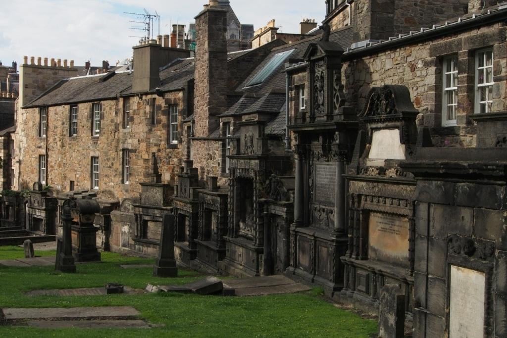 Edinburgh Greyfriars
