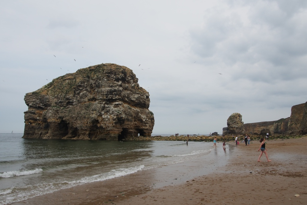 Marsden Bay stack