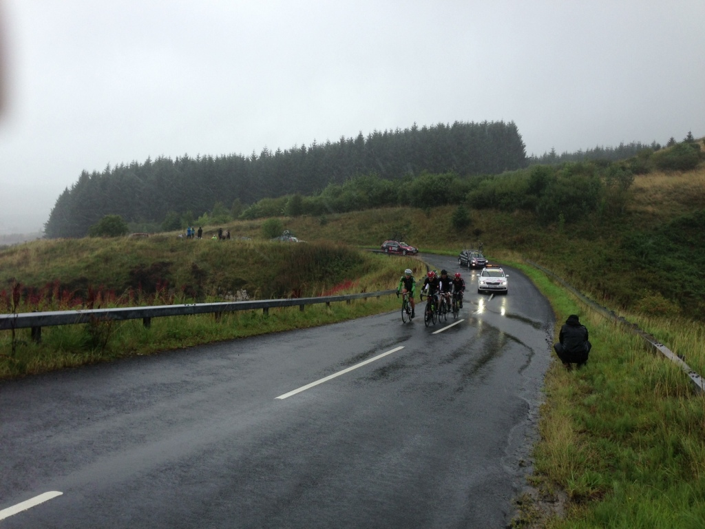 Tour of Britain stage one