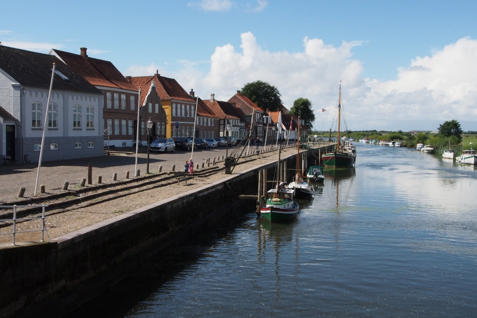 Ribe harbour