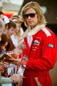 James Hunt from Rush