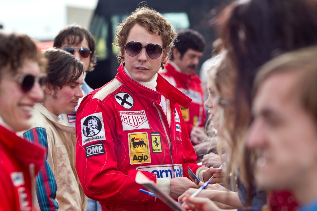 Niki Lauda from Rush