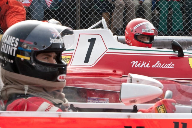 Rush racing cars