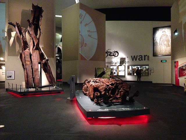 Imperial War Museum North Salford