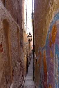 Stockholm's Gamla Stam or Old Town