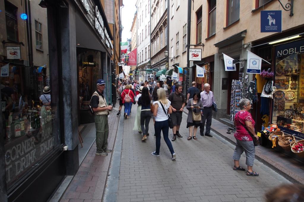 Stockholm Gamla Town