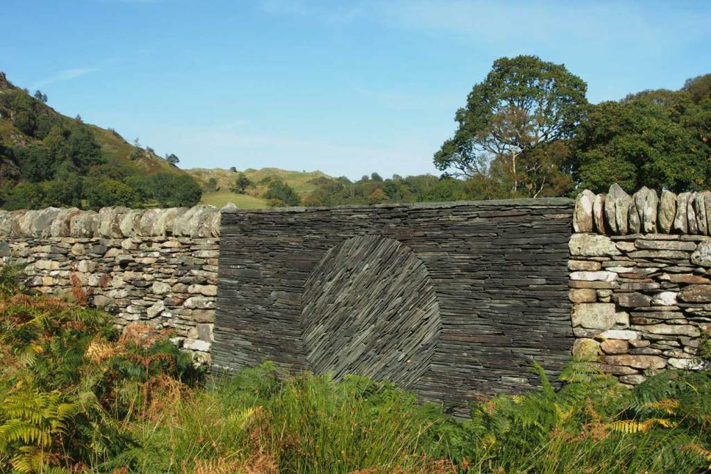 Andy Goldsworthy's Sheepfolds