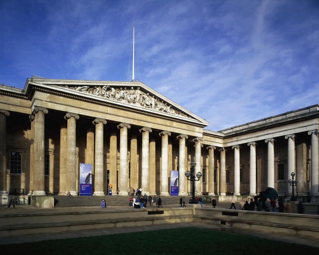 British Museum exterior