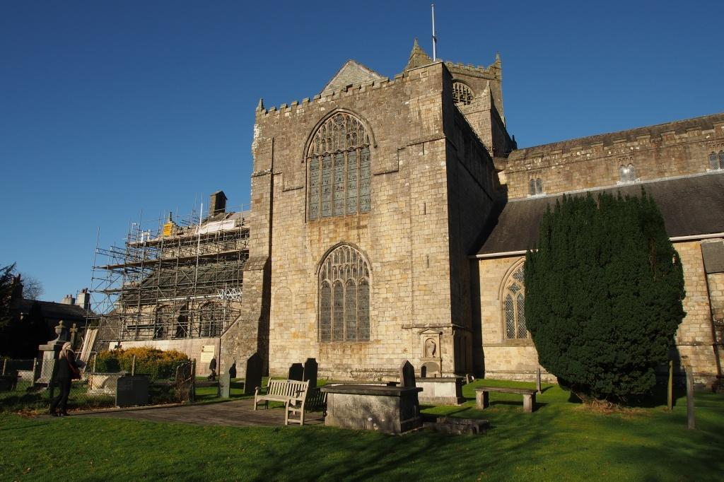 Cartmel Abbey