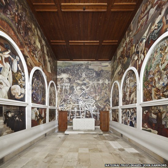 Stanley Spencer chapel