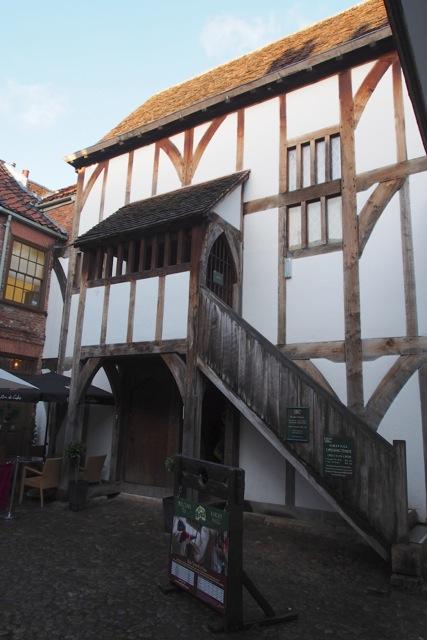 Barley Hall York