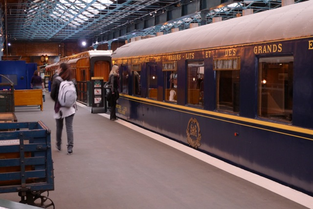 Railway Museum, York