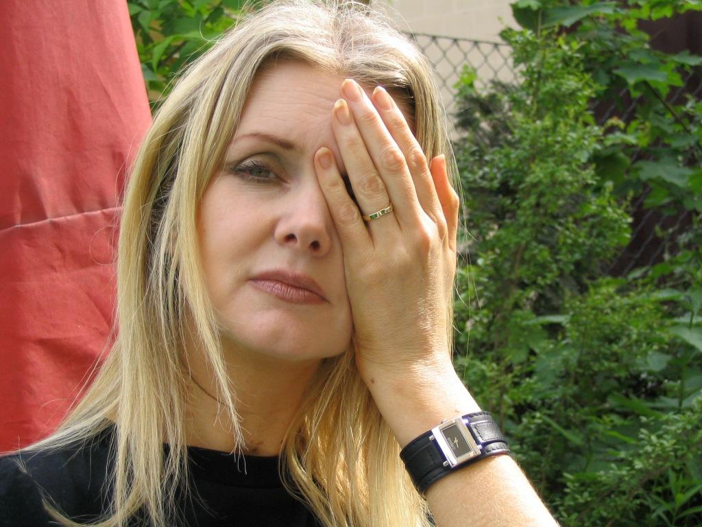 Tammy's migraine attack