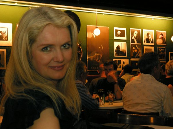 Tammy at New York's Village Vanguard