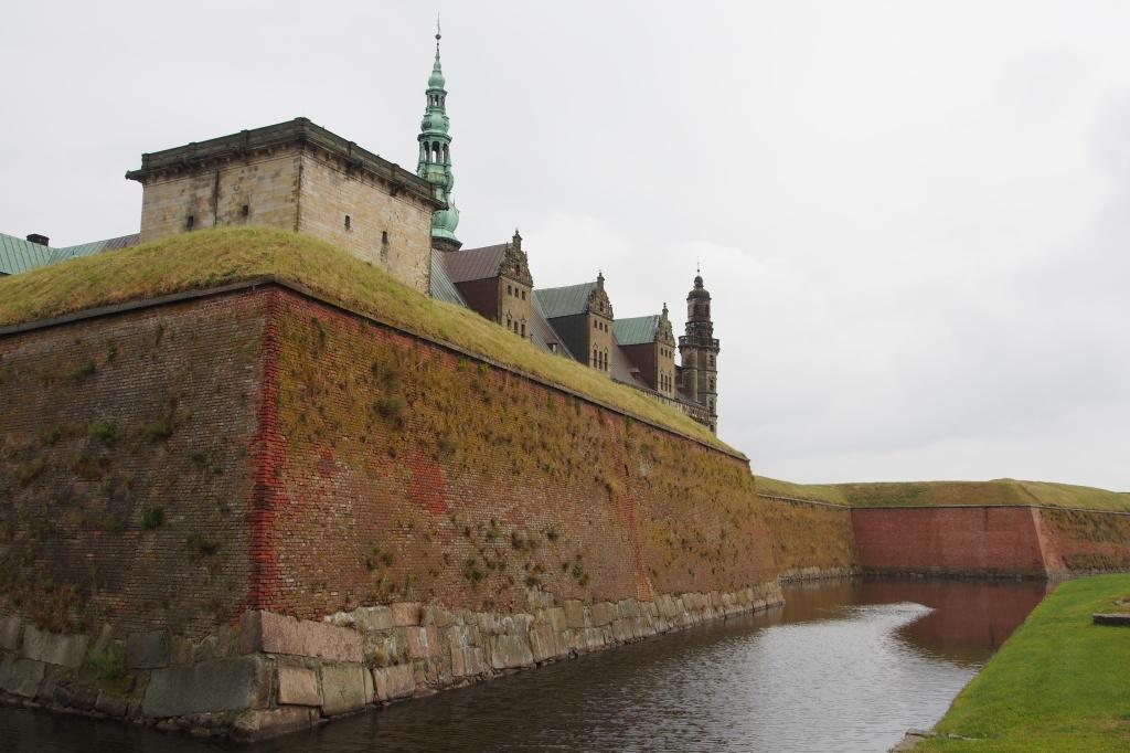 Hamlet's castle at Helsingor