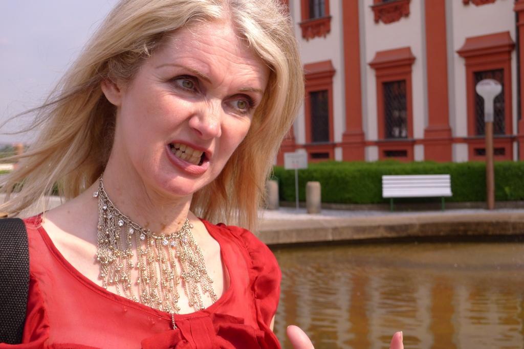 Tammy in Prague