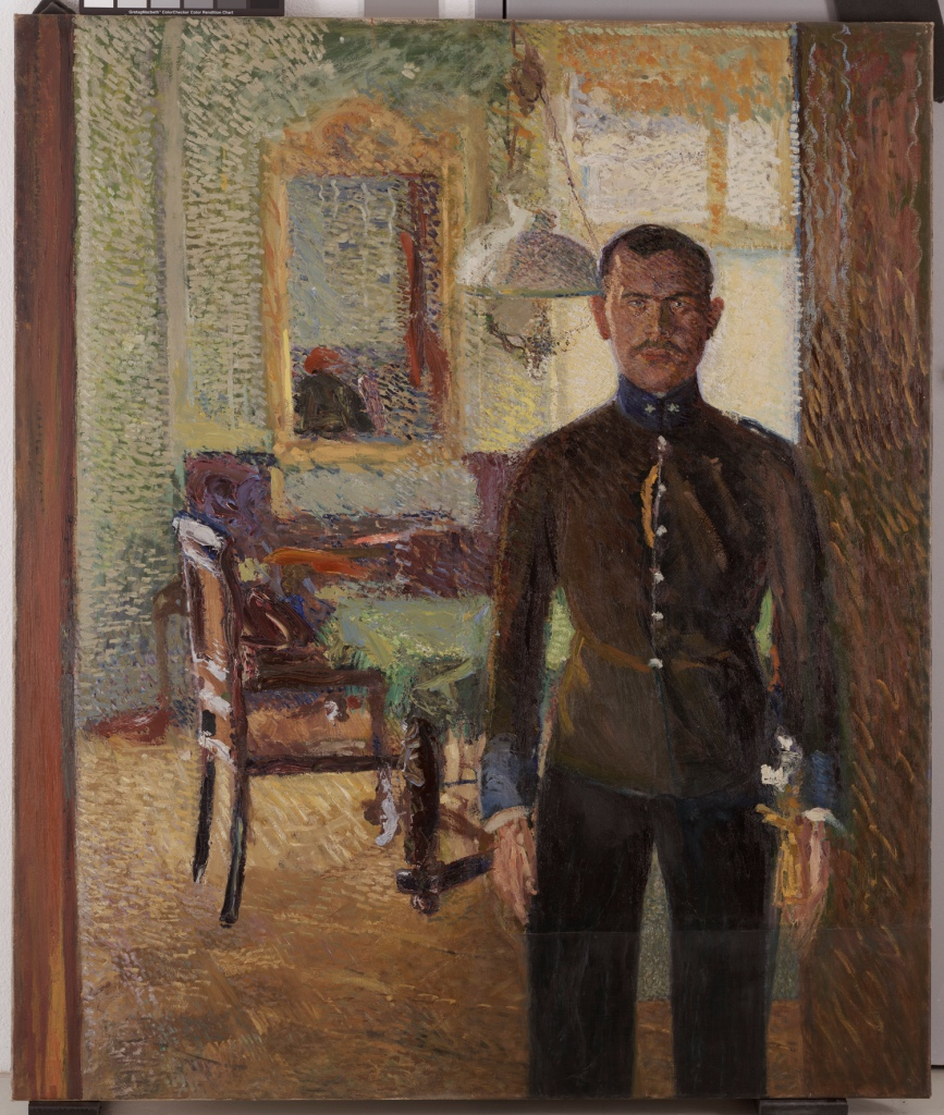 Portrait of the Artists Brother Alois, about 1907