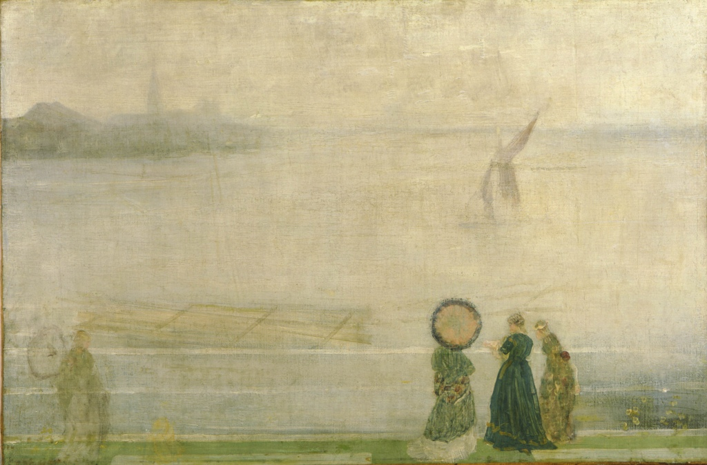 Whsitler_Battersea-Reach-from-Lindsey-Houses_Hunterian
