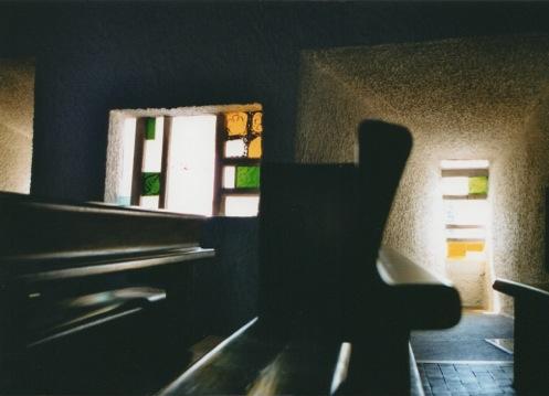 Ronchamp chapel