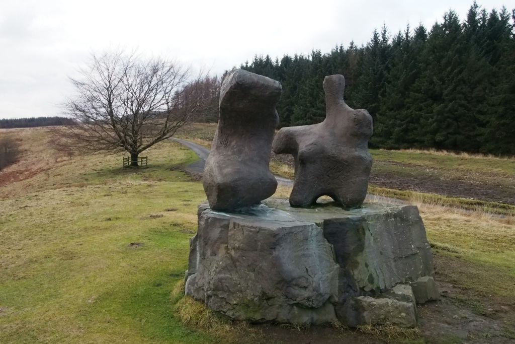 Glenkiln Sculpture Trail