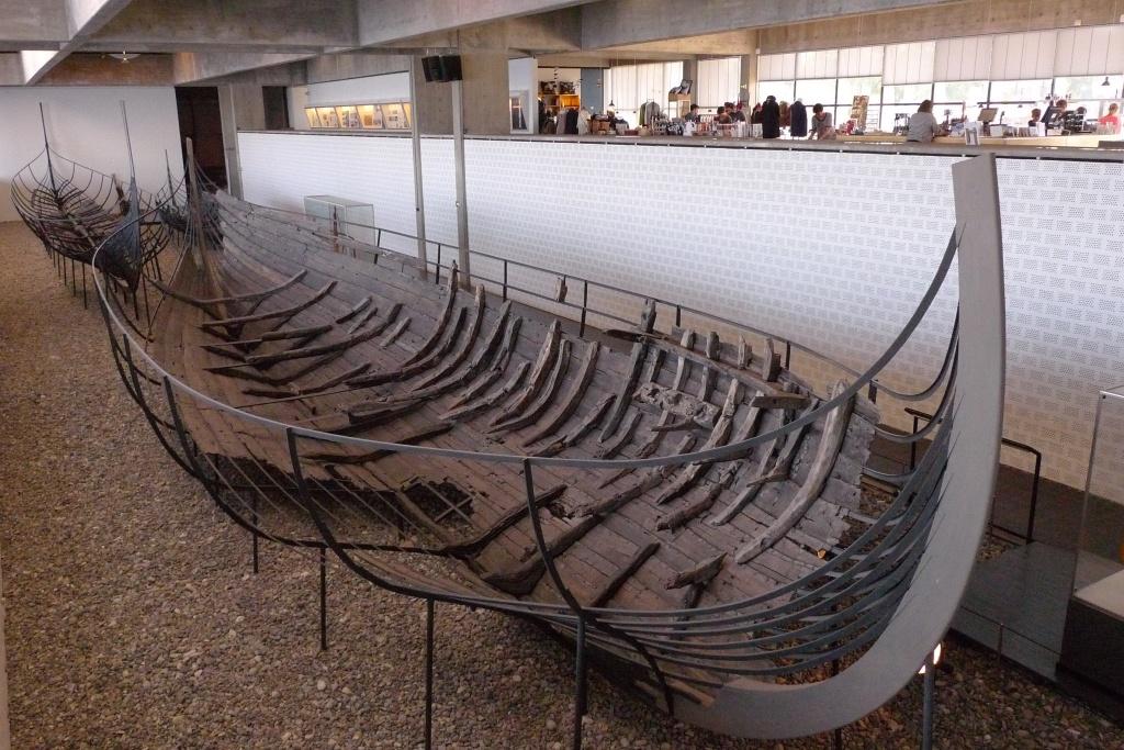 Roskilde Museum longship