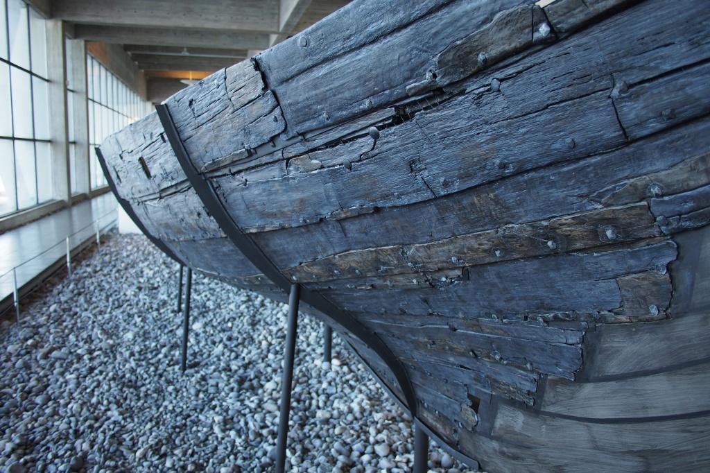 Roskilde Viking boat
