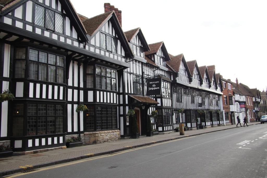 Mercure - The Shakespeare Hotel