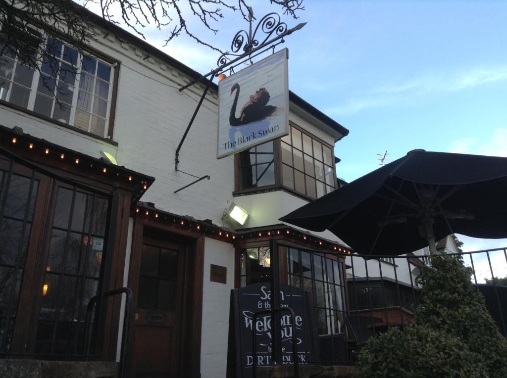 Black Swan Stratford upon Avon