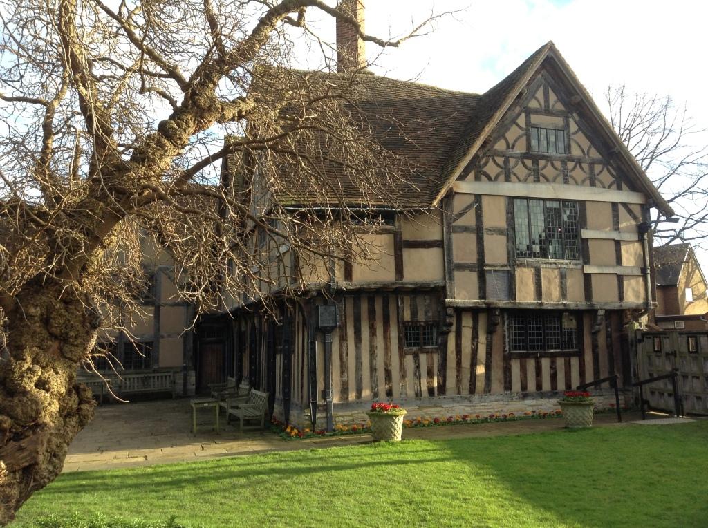 Stratford upon Avon - Hall 's Croft