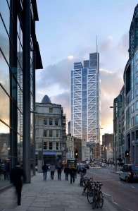 Heron Tower London