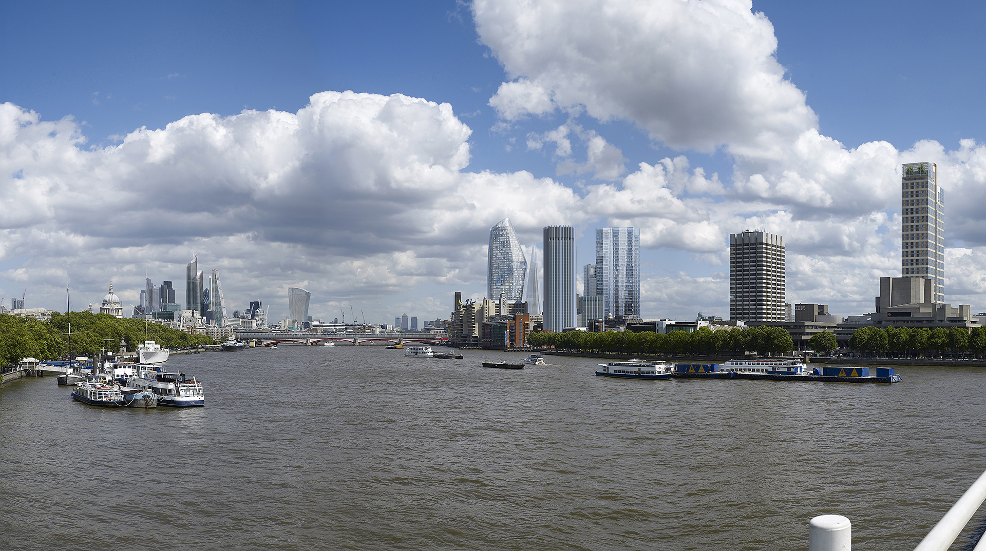 London's Growing Skyline – Tammy Tour Guide