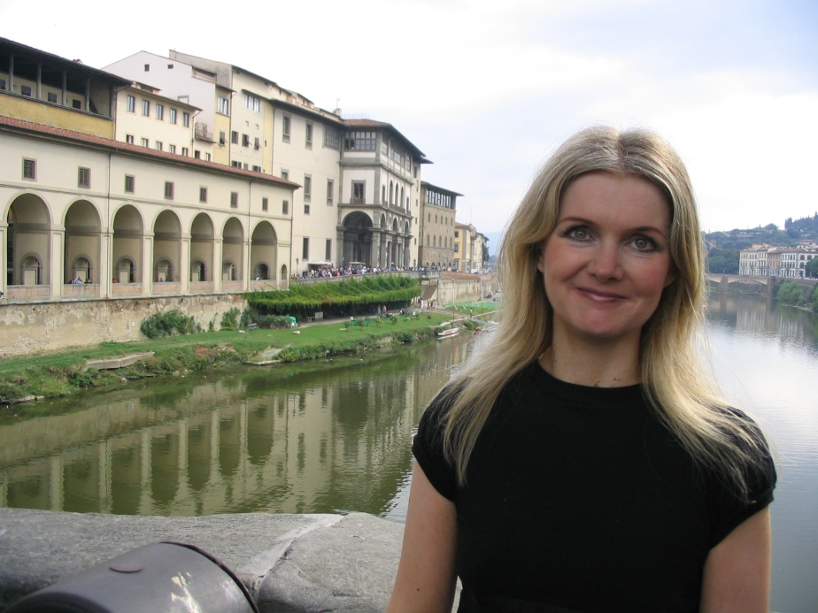 Tammy in Florence