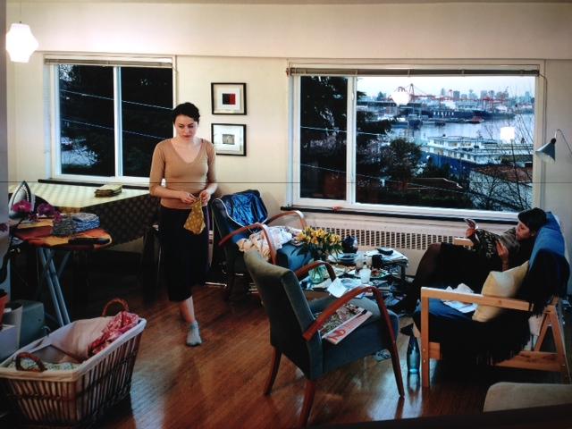 Jeff Wall's amazing tableaux