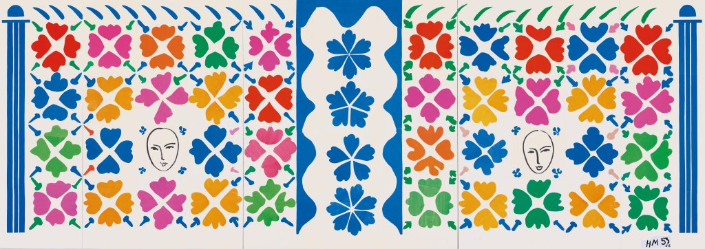 Matisse Cut-Out