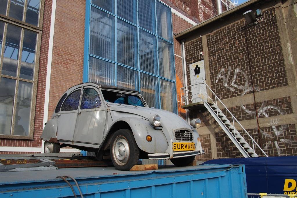 Amsterdam art zone