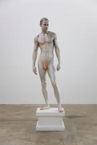 BENSON_Human Statue, 2005