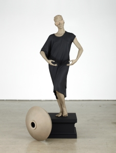 BENSON_Human Statue Jessie