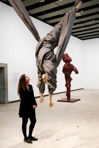The Human Factor at Hayward Gallery, London.