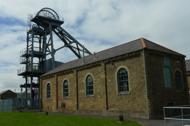 Woodhorn Colliery Museum
