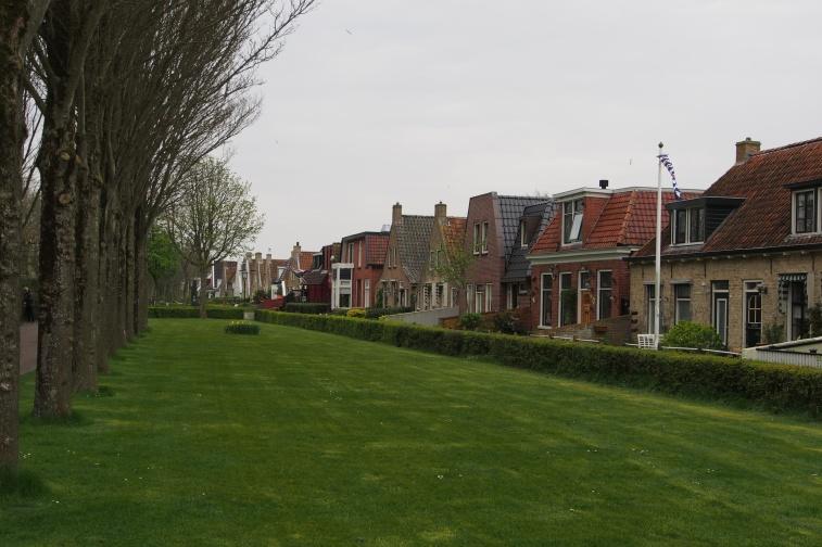 Schiermonnikoog village