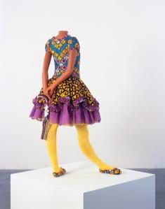 Girl Ballerina (2007) by Yinka Shonibare. Photograph: Yinka Shonibare/Stephen Friedman and DACS