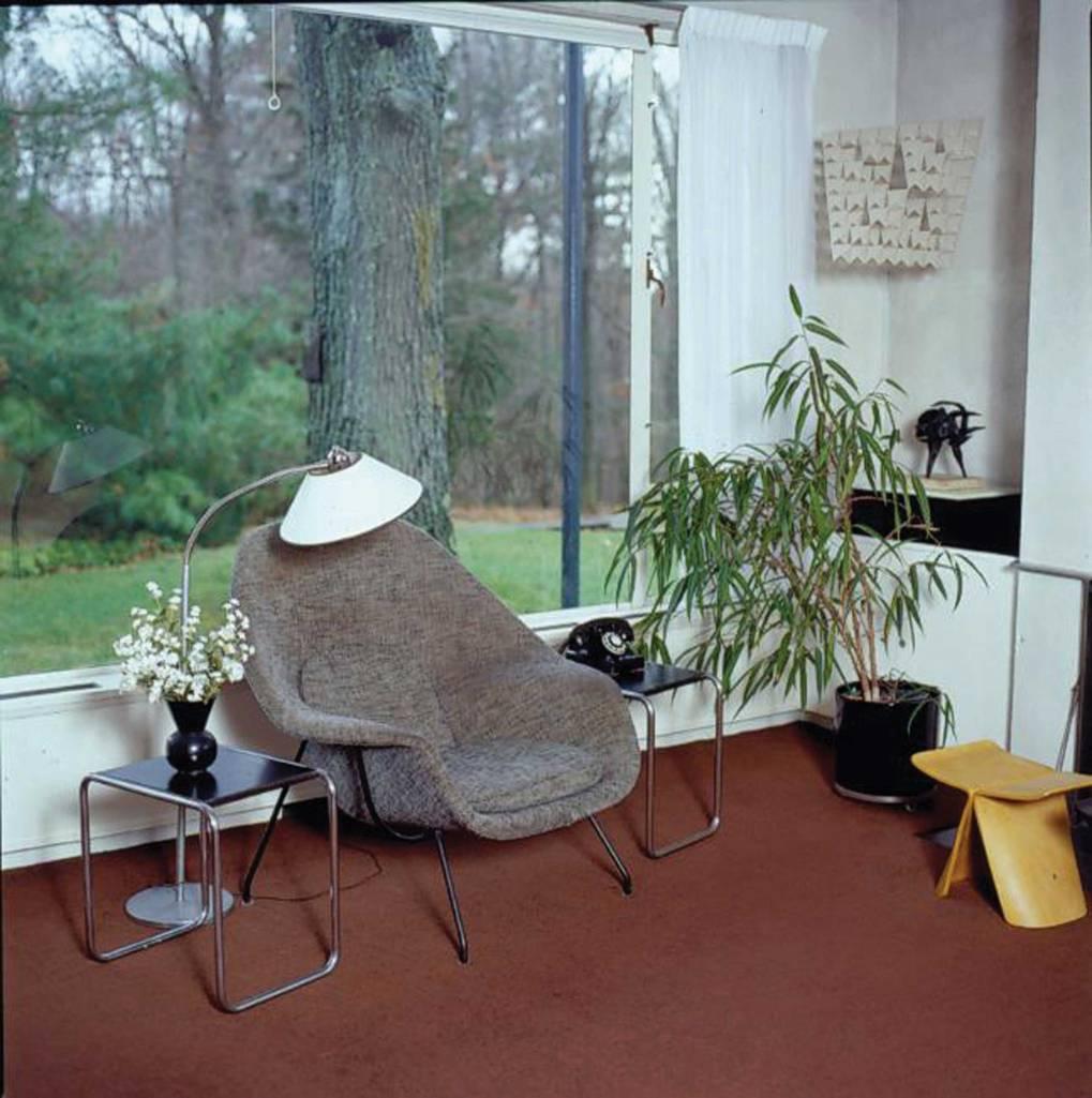 Gropius House room