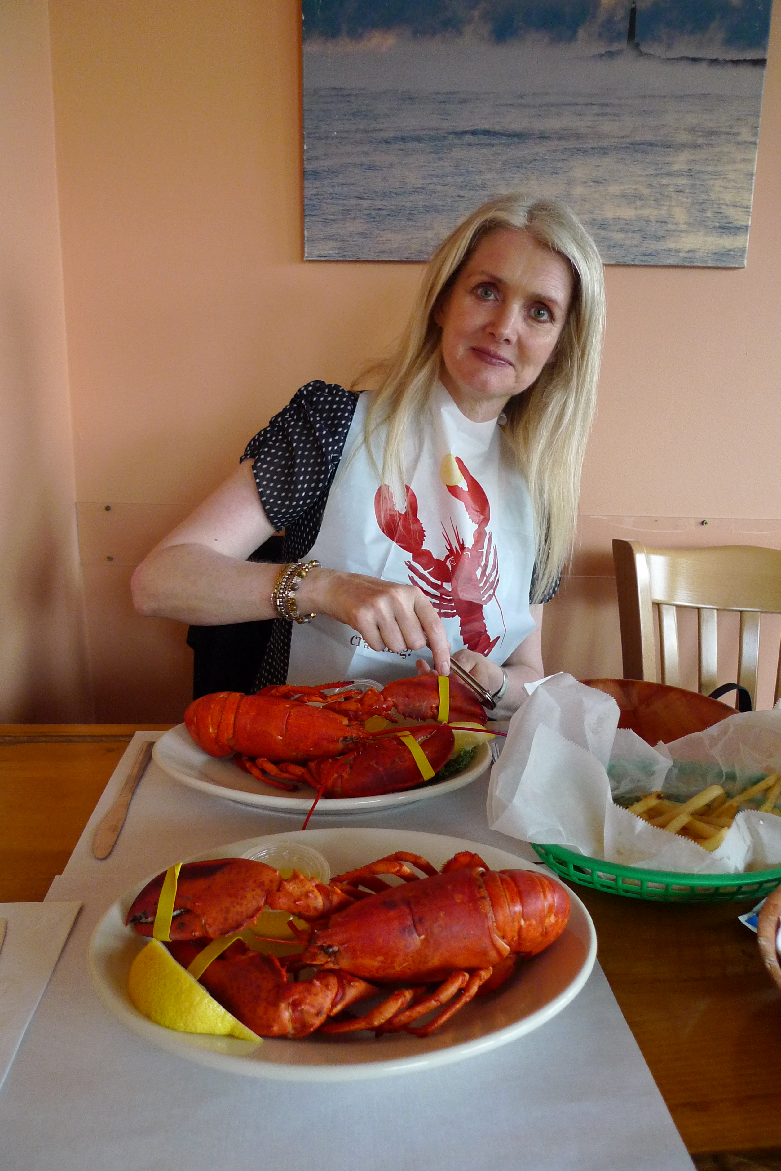 Lobster – Maine's fabulous food feast! – Tammy Tour Guide