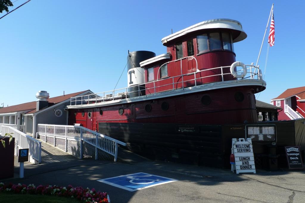 The Tugboat Inn Maine