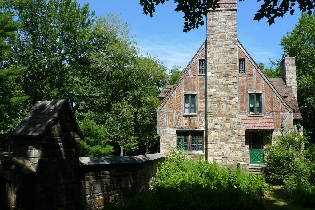 Villa in Acadia