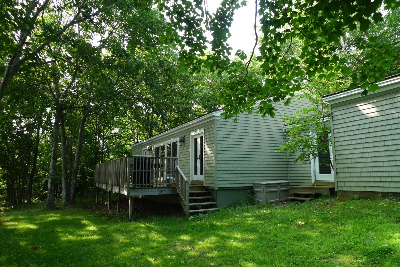 Self catering cottage - Acadia