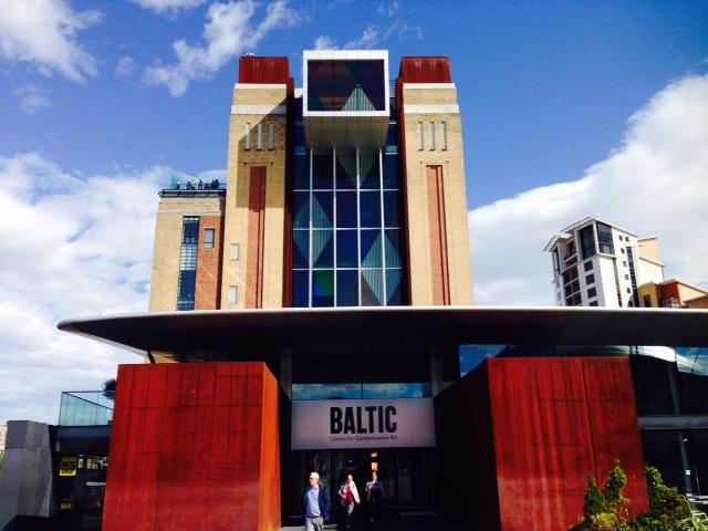 Daniel Buren  at The Baltic