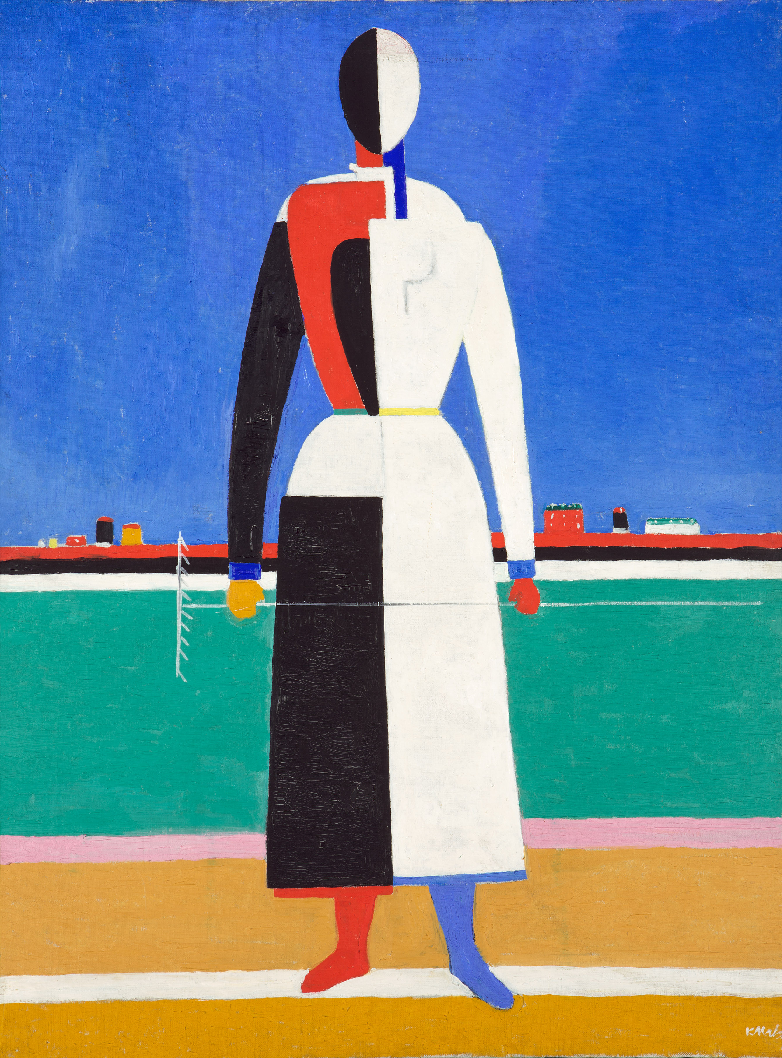Malevich – Back to B...