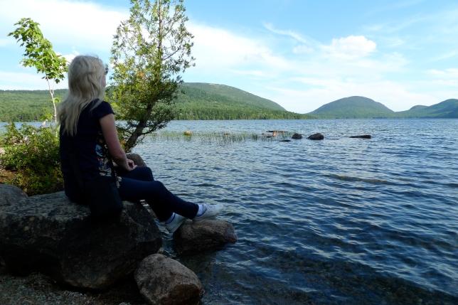 Acadia - Eagle lake