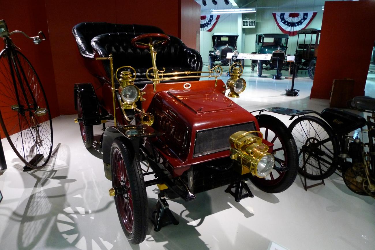 Acadia Motor Museum